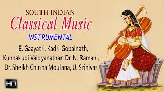 Kunnakudi Vaidyanathan - Classical Music (Instrumental) - Veena |Violin |Flute - Jukebox