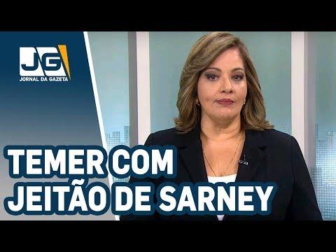 Denise Campos de Toledo/Temer está ficando com jeitão de Sarney