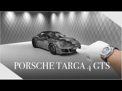 Not only germans love this Cabrio ! Porsche Targa 4 GTS - Detailed Walkaround | Luxury Cars Hamburg