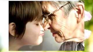 Поцелую бабушку