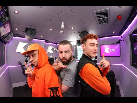 Jax Jones & Olly from Years & Years cover Ariana Grande's Thank U Next!