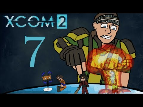 XCOM 2: Exploring The Avenger | Part 7 | Ark Thompson Plays
