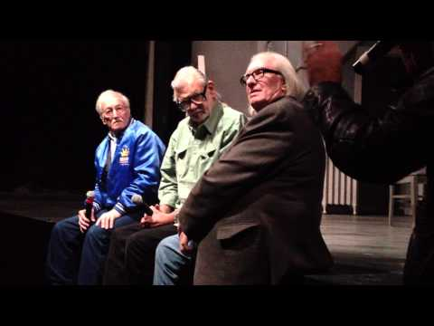 'Night of the Living Dead Live' talk @ John A. Russo, George A. Romero and Russ Streiner
