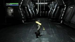 Star Wars: The Force Unleashed - Holocron Walkthrough Level 9