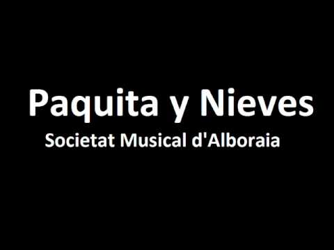 Paquita y Nieves