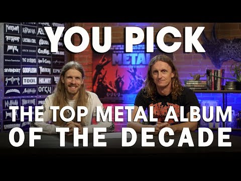 BEST METAL OF THE DECADE 2010 - 2019 as chosen by you | Overkill Rewind