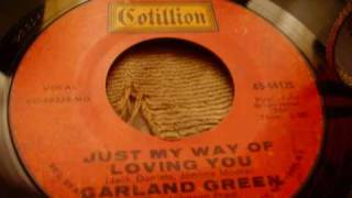Garland Green - Just My Way Of Loving You.wmv