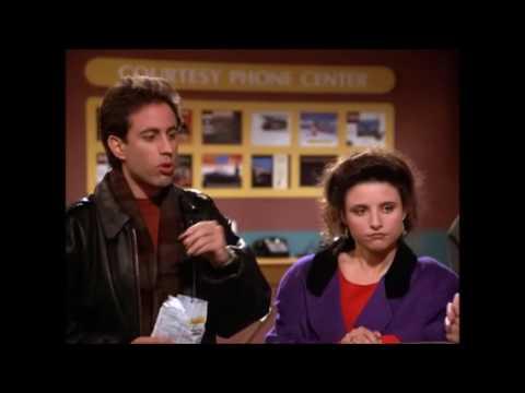 Seinfeld Car Rental Scene