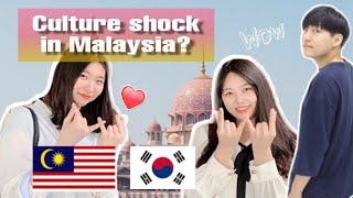 Culture Shock in Malaysia?!