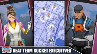 HOW TO BEAT SIERRA, CLIFF & ARLO - TOP TEAMS TO BEAT THESE BEAT ROCKET BOSSES | POKÉMON GO