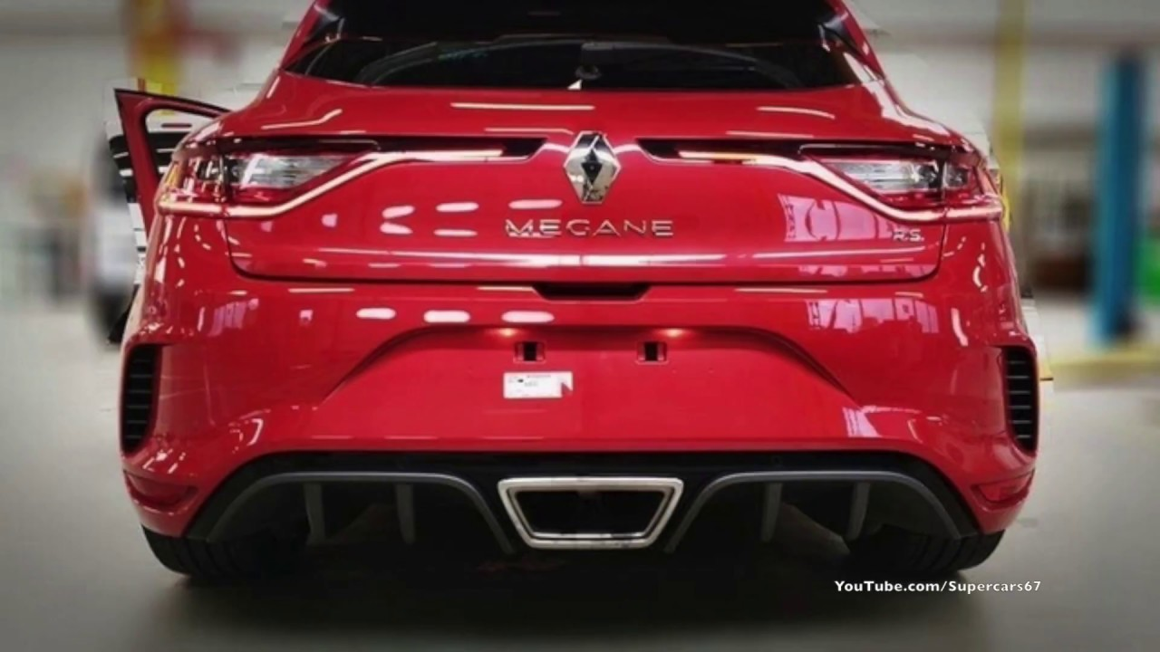 leaked 2019 new red renault megane rs youtube. Black Bedroom Furniture Sets. Home Design Ideas