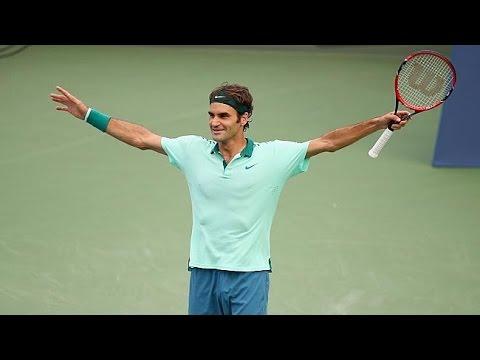 Roger Federer ♦ Masters 1000 in 2014 (HD)