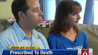 Attorney Chris Shakib on Wrongful Death Pain Patch Case Settlement, WKMG, 4/25/13 at 11pm