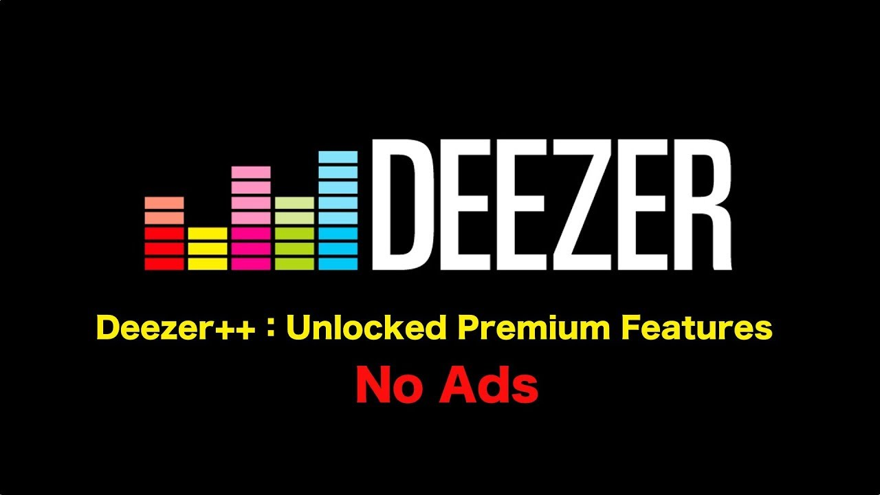 Download Deezer++ No Ads for free without jailbreak on iOS