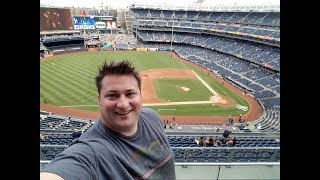 NEW YORK YANKEES GAME AT YANKEE STADIUM