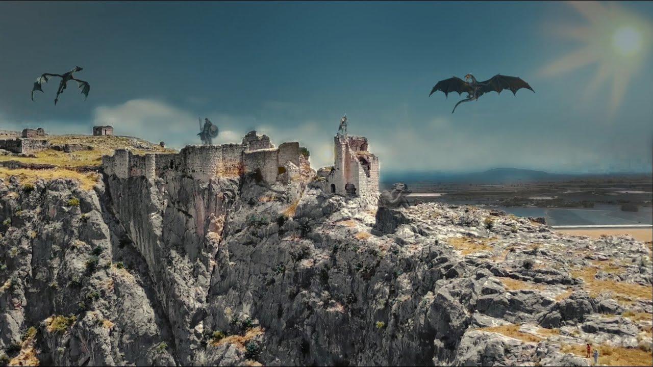 Anavarza.Anavarza Antique City and Castle ,ADANA KOZAN,KADİRLİ