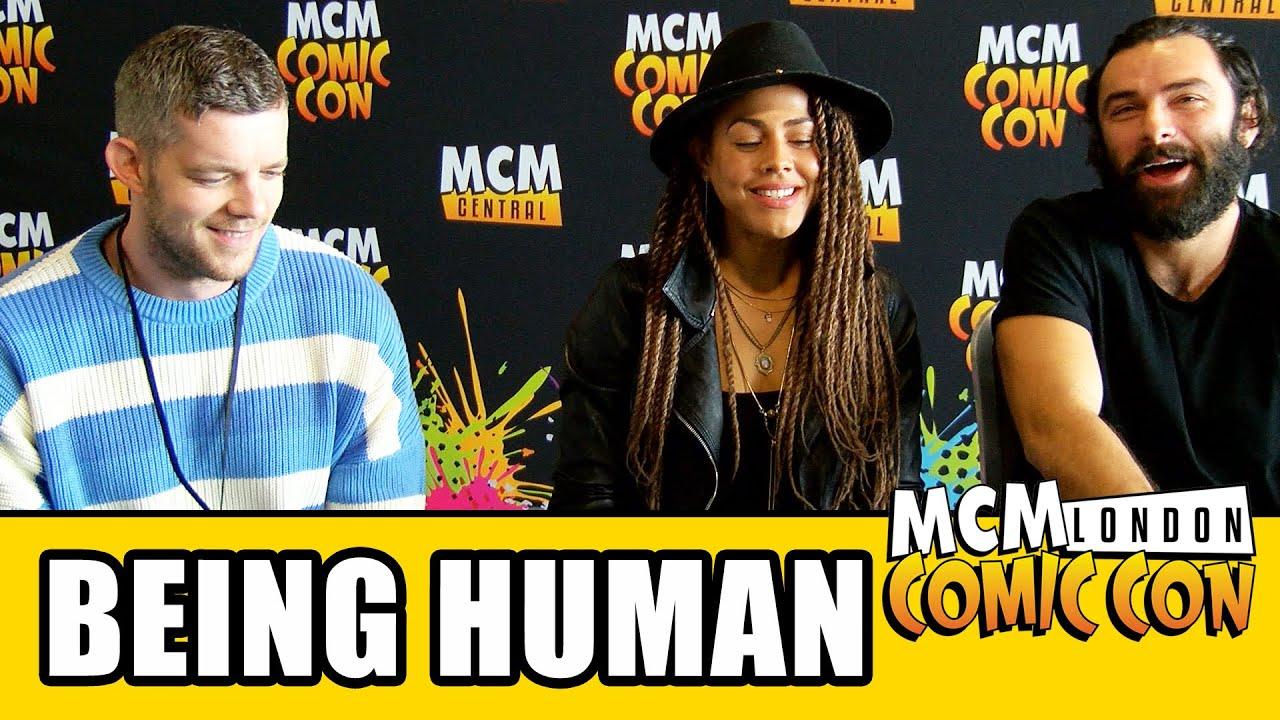 Download BEING HUMAN Cast Reunion Interview