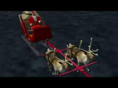NORAD Tracks Santa 2017 - Taj Mahal, India