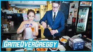 Greg Miller Got Married (Continued) - The GameOverGreggy Show Ep. 179 (Pt. 4)