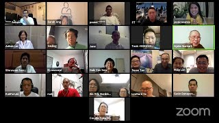 Dhamma chat via Zoom, October 6, 2020.
