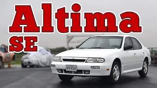 1994 Nissan Altima SE: Regular Car Reviews