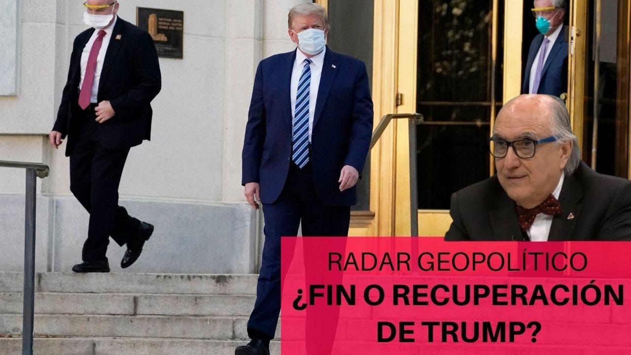 ¿Fin o Recuperación de Trump?   Radar Geopolítico   Alfred Jalife
