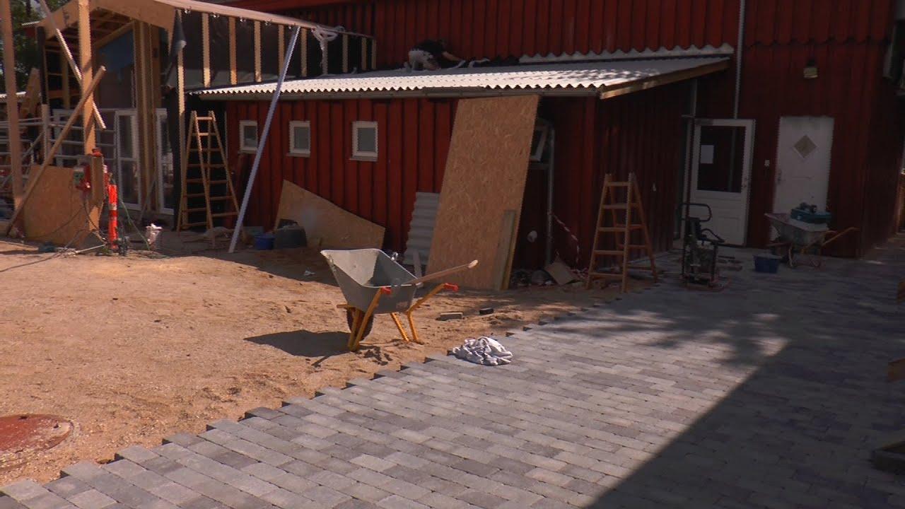 99e86e05841 Møllen med nyt udseende - TV-Ishøj - YouTube