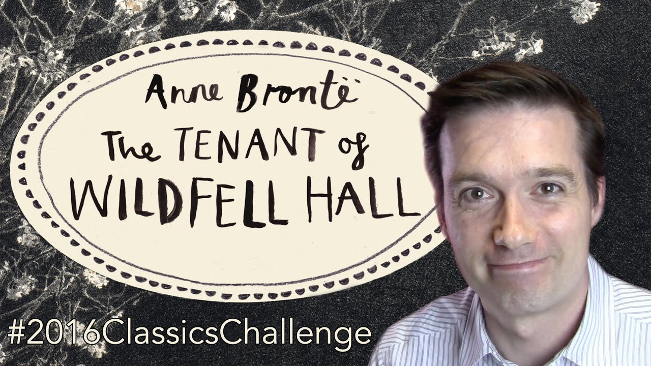Vintage Vlog The Tenant Of Wildfell Hall 2016classicschallenge