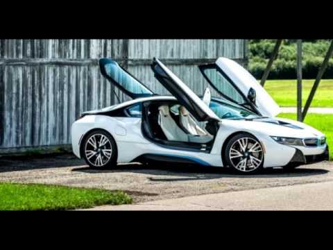 Konshens Show Off Inside His Bmw I8 Youtube