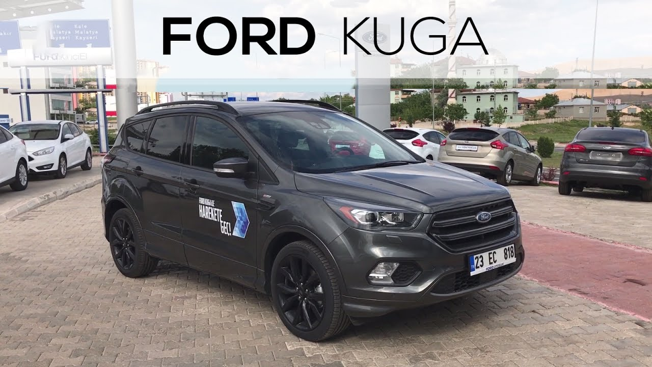 yeni ford kuga 1 5 tdci st line nceleme ve test s r. Black Bedroom Furniture Sets. Home Design Ideas