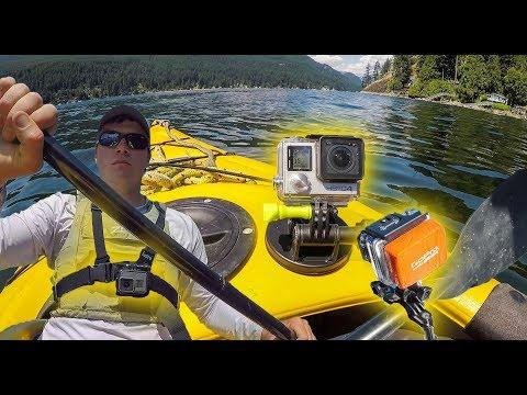 Top 5 Kayak GoPro Mounts!