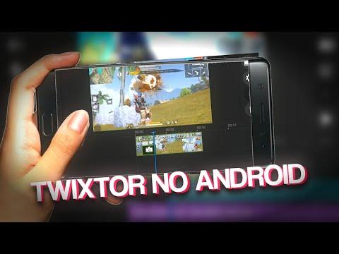 COMO FAZER O EFEITO DO ARÉCS FF NO ANDROID (TWIXTOR) / TUTORIAL DE EDIT DE FREE FIRE (android)