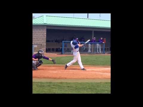 Luke Morlan Baseball Olentangy High School 2016