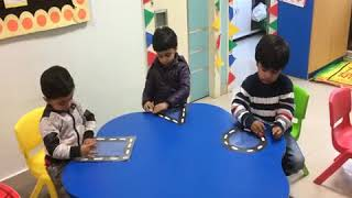 Toddlers: On The Move @MRIS-51, Gurugram