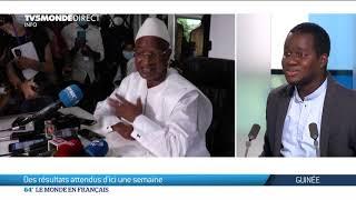 Guinée : dans l'attente des résultats de la présidentielle