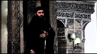 أخبار عالمية   قادة #داعش يقتلون والبغدادي صامت لا يرثي أحداً