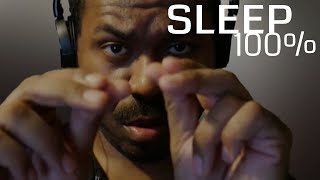 SLEEP 100% with this ASMR Hypnosis Video for Insomnia | Countdown for Sleep | Roleplay