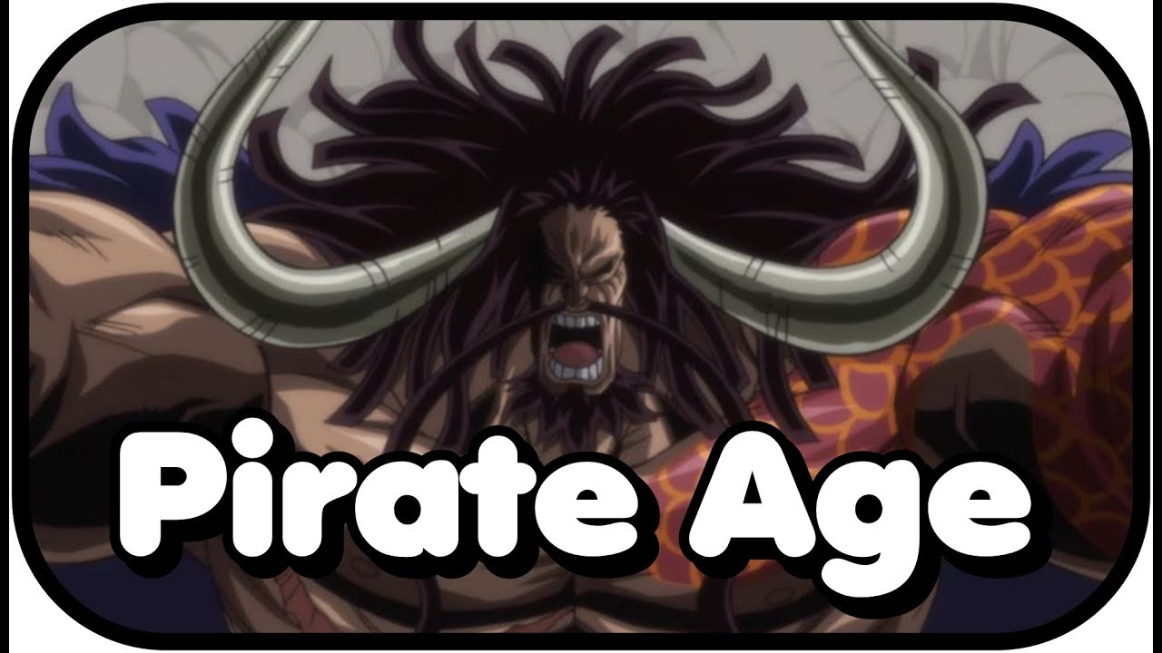 Worldbuilding in Anime - One Piece & The great Pirate Age ...
