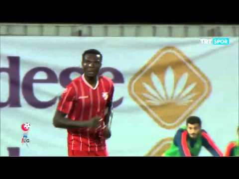 Boluspor 1-1 Altınordu PTT 1.Lig Özetleri 2.Hafta (23.08.2015)