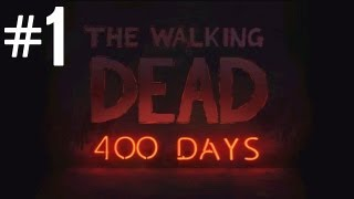 The Walking Dead 400 Days - Part 1 - Vince