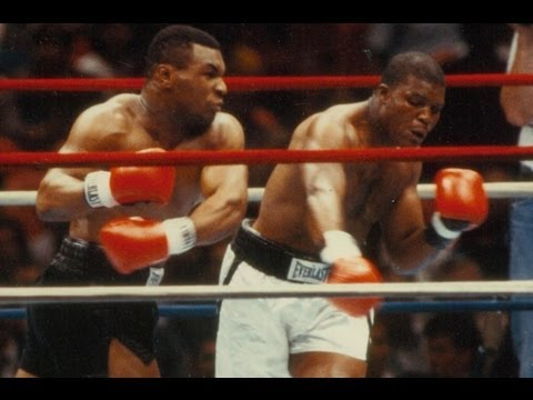 Mike Tyson - Great Exhibition of Defense