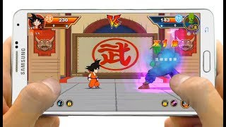 Fantásticos Juegos de Dragon Ball Z para Android Parte 4 | EPIC Video