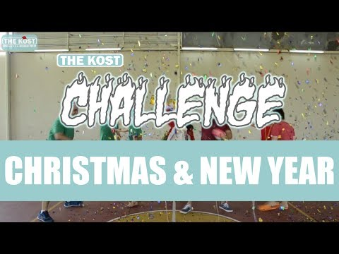 The Kost Challenge 4: MERRY CHRISTMAS & HAPPY NEW YEAR