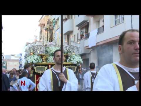 Homenaje a Virgen del Carmen Canal 45 tv
