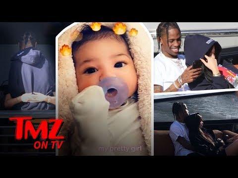 Kylie Jenner Livin' It Up On A Boat!   TMZ TV