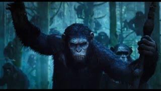 Планета обезьян: Революция | Dawn of the Planet of the Apes — Русский трейлер (2014)