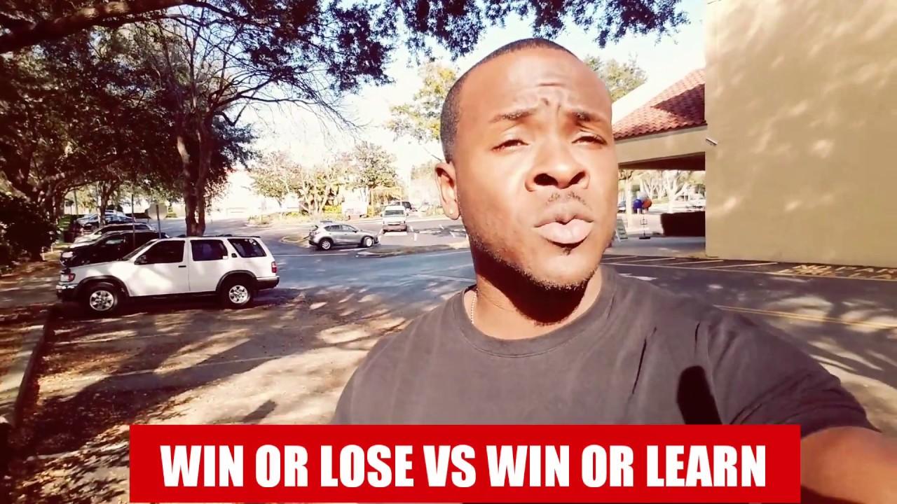 Win-Win / Win-Lose / Lose-Lose Situations