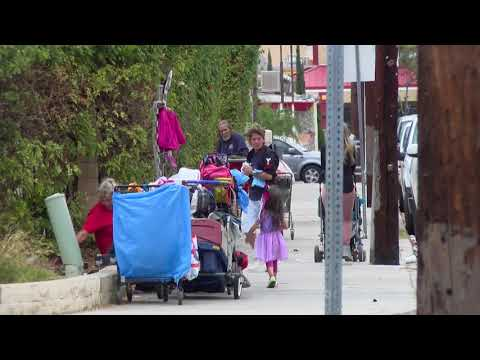 El Cajon Fights Homelessness, Hep A With Tough New Regulations