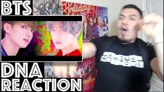 Video BTS DNA MV Reaction download MP3, 3GP, MP4, WEBM, AVI, FLV Juli 2018