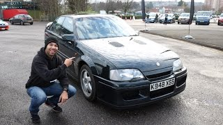Vauxhall Lotus Carlton Mini-Review